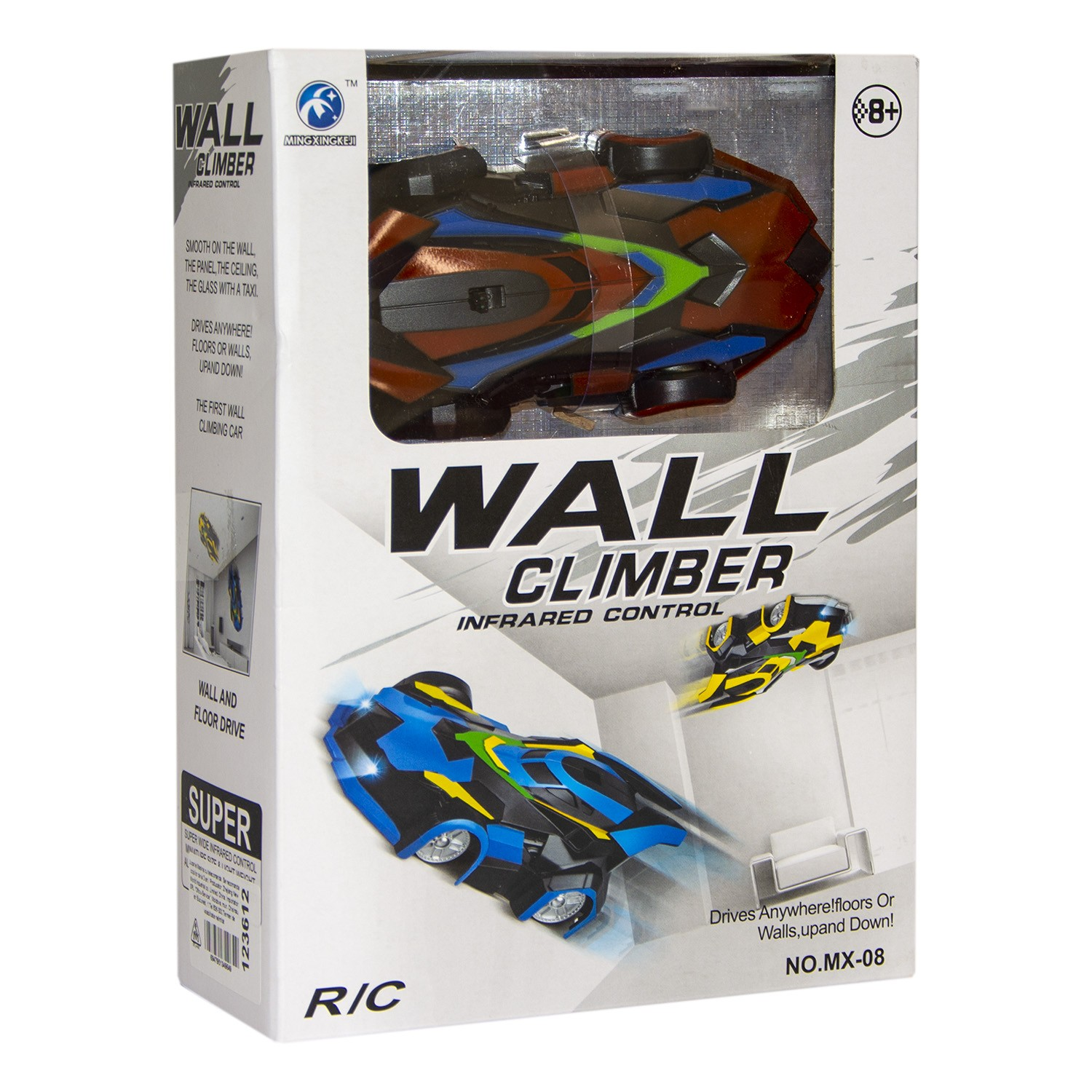 Wall Climber Red