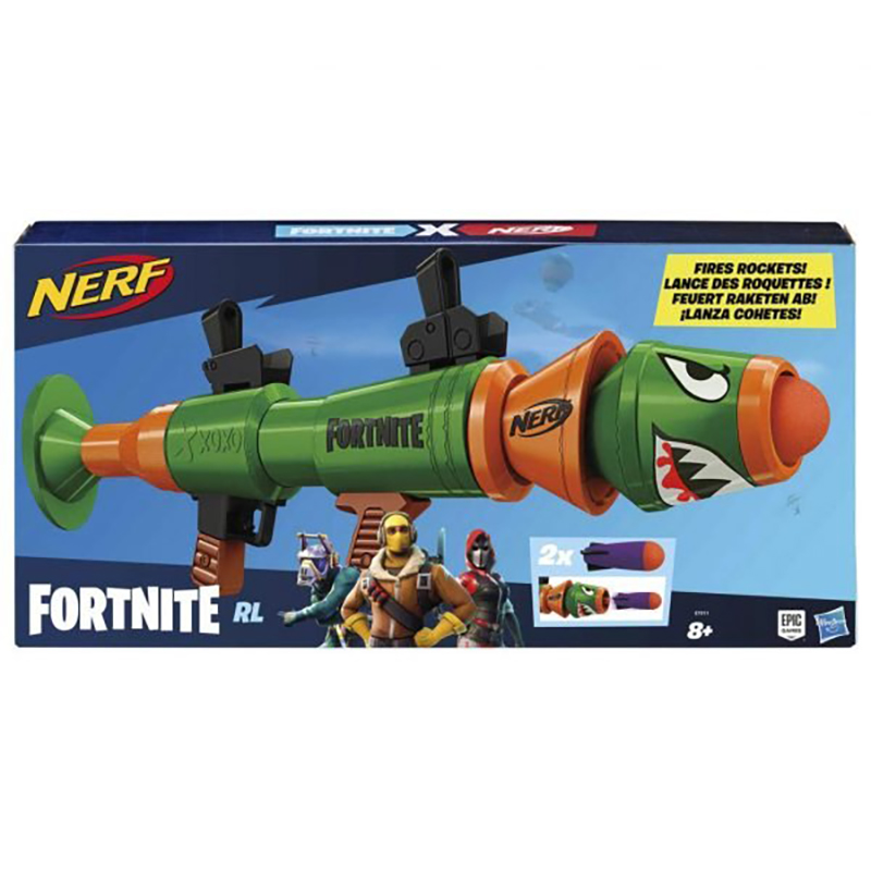 Blaster Nerf Fortnite RL