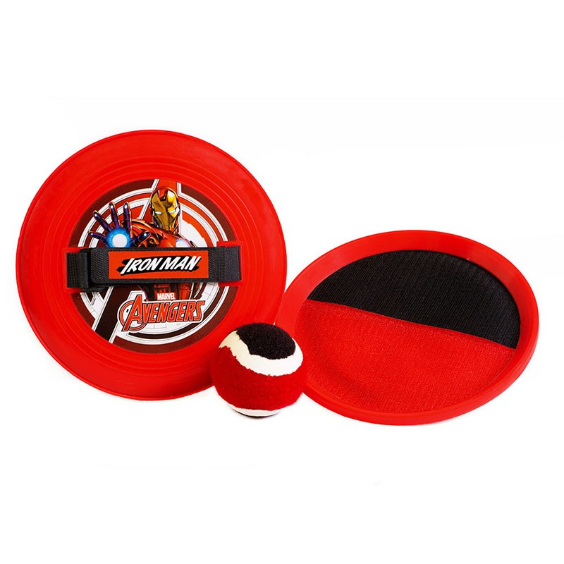 SP Set pentru Catch Ball Iron Man, код 44436
