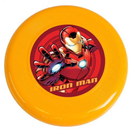 SP Disc zburator Frisbee Iron Man, код 44424