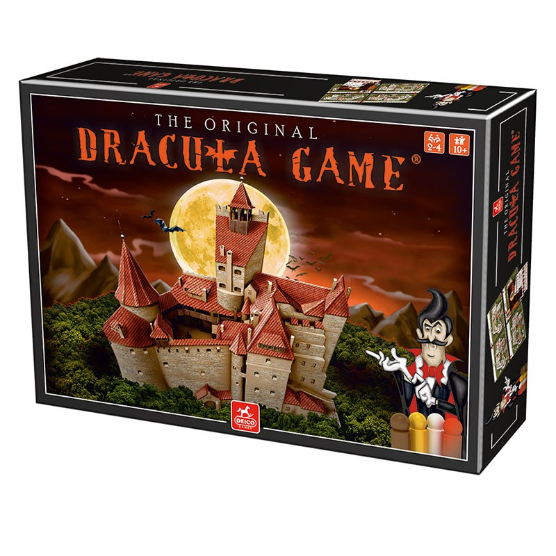 The Original Dracula Game