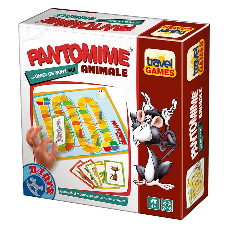 Pantomime Animale - Travel