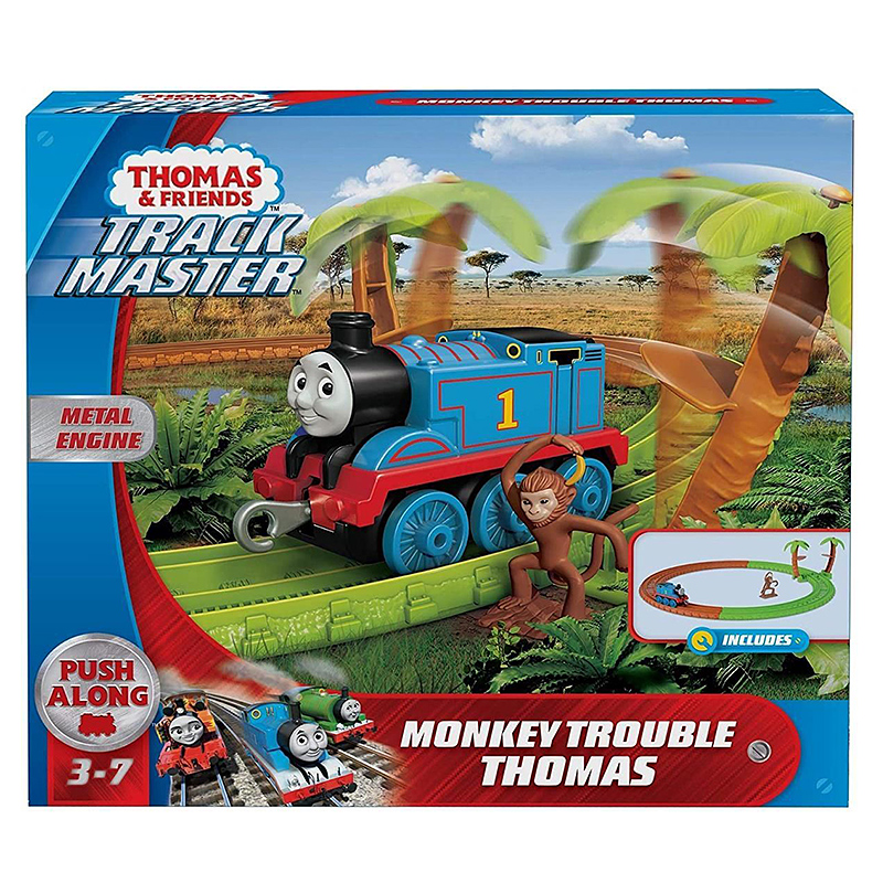 "Set de joacă ""Jungle"" Thomas & Friends"