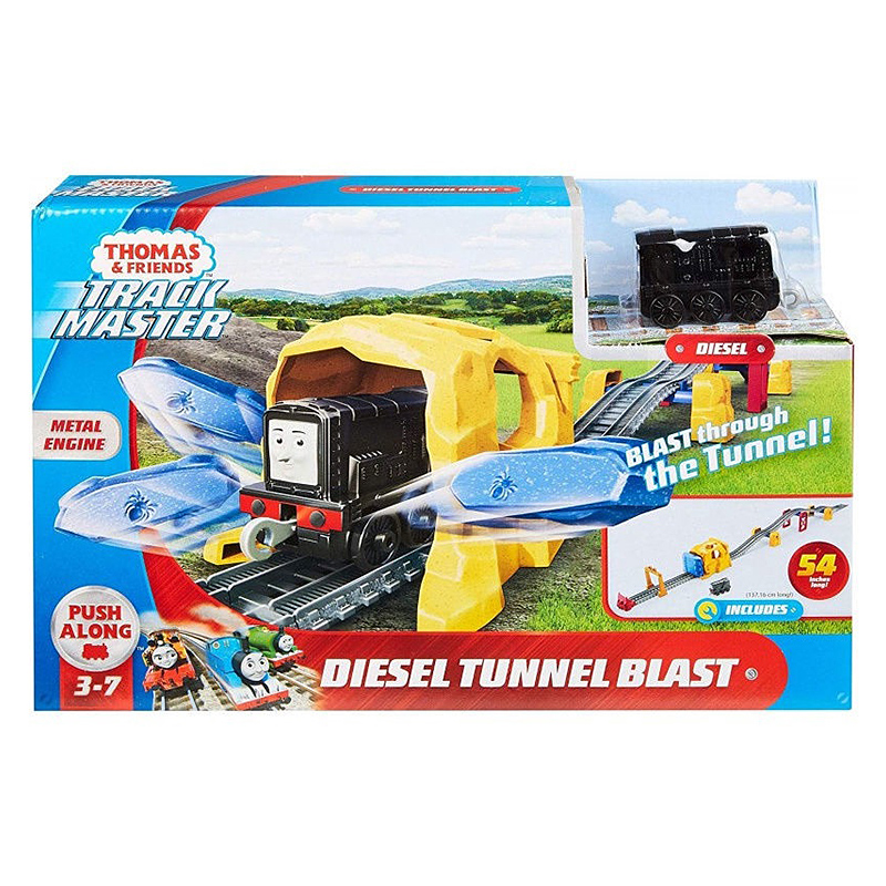 "Set de joacă motorizat Thomas & Friends ""Tunelul"""